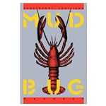 MudBug Madness No. 2 Large Poster