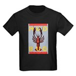 MudBug Madness No. 2 Kids Dark T-Shirt