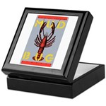 MudBug Madness No. 2 Keepsake Box