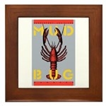 MudBug Madness No. 2 Framed Tile