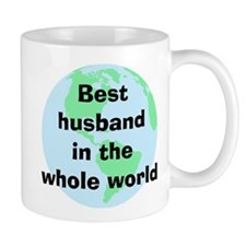 BW Husband Coffee Mug