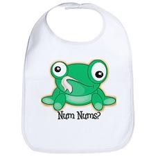 'Num Nums?' Bib