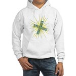 Cross Color 1 Hooded Sweatshirt