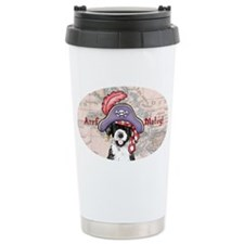 PWD Pirate Ceramic Travel Mug