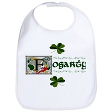 Fogarty Celtic Dragon Bib