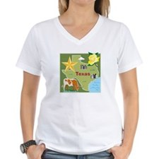 Texas Yellow Rose Shirt