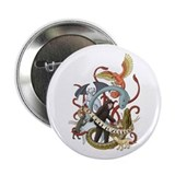 "I Heart Cryptozoology 2.25"" Button (10 pack)"