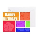 Happy Brithday Greeting Cards (Pk of 10)