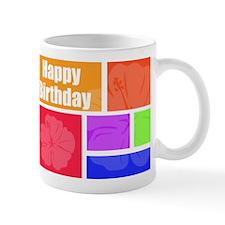 Happy Brithday Mug