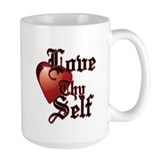Love Thy Self Mug