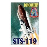 Mission Poster STS 119 Postcards (Package of 8)