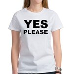 Say Please With This Women's T-Shirt