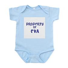 Property of Eva Infant Creeper