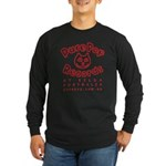 Pure Pop Long Sleeve Dark T-Shirt