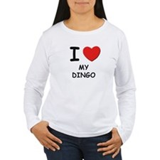 I love MY DINGO T-Shirt
