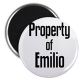 Property of Elvis Magnet