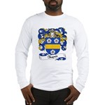 Chapuis Family Crest Long Sleeve T-Shirt