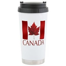 Canada Souvenir Ceramic Travel Mug