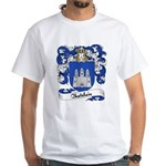 Chatelain Family Crest White T-Shirt