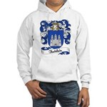 Chatelain Family Crest Hooded Sweatshirt