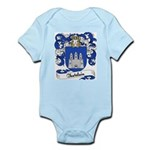 Chatelain Family Crest Infant Creeper