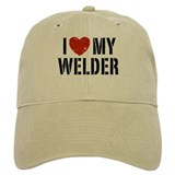 I Love My Welder Hat