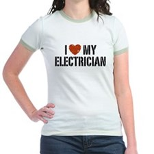I Love My Electrician T
