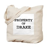 Property of Drake Tote Bag