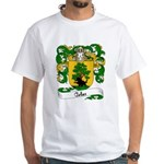 Colas Family Crest White T-Shirt