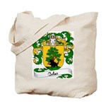 Colas Family Crest Tote Bag