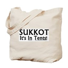Cute Sukkot Tote Bag