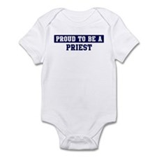 Proud to be Priest Onesie