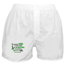 Hero I Never Knew 1 (Uncle) Boxer Shorts