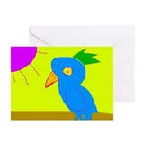 Pipe's Bird Greeting Cards (Pk of 10)