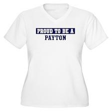Proud to be Payton T-Shirt