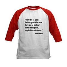Reagan Growth Quote (Front) Tee