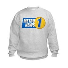 Metro News 1 Sweatshirt