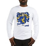 Cros Family Crest Long Sleeve T-Shirt