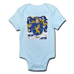 Cros Family Crest Infant Creeper