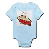 Cutie Pie Infant Bodysuit