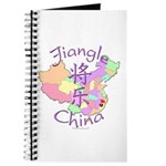 Jiangle China Map Journal