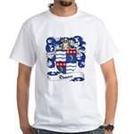 Demers Family Crest White T-Shirt