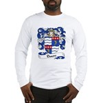 Demers Family Crest Long Sleeve T-Shirt