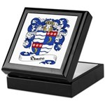 Demers Family Crest Keepsake Box