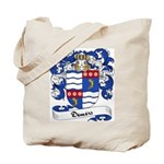 Demers Family Crest Tote Bag