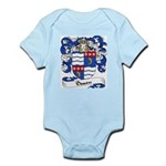 Demers Family Crest Infant Creeper
