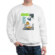 Garfield Science Sweatshirt
