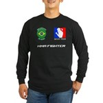 MuayJitsu Long Sleeve Dark T-Shirt