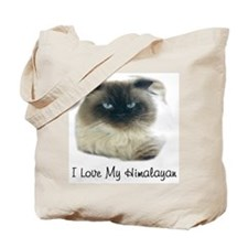 I Love My Himalayan Tote Bag
