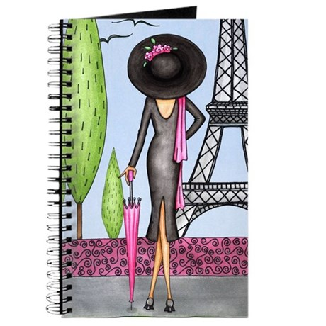 Eifel Tower Fashion Journal